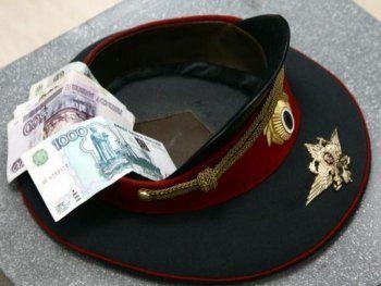 В Нижнем Тагиле капитан полиции дал взятку начальнику за продвижение по службе