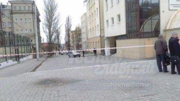 У школы в центре Ростова-на-Дону произошёл взрыв
