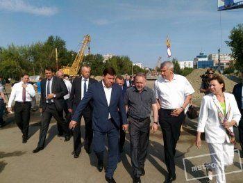 Куйвашев пообещал достроить мост на улице Фрунзе в Нижнем Тагиле в этом году. Но есть одно условие