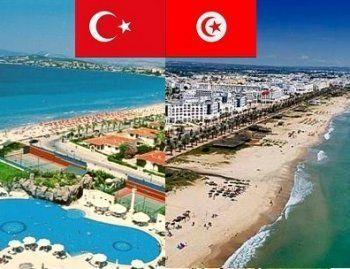 Тунис вытеснил Турцию из лидеров популярности у российских туристов