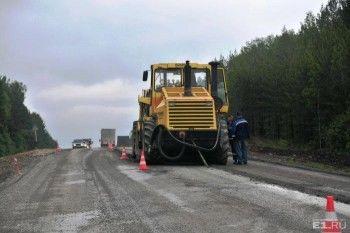 До конца года в Свердловской области отремонтируют более 70 километров дорог регионального значения