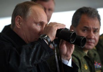 Путин объявил внезапную проверку Вооружённых сил