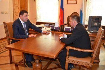 Куйвашев назначил куратором ЧМ-2018 в Свердловской области Сергея Швиндта