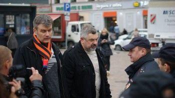 Суд отказался взыскать с Навального 1 млн рублей по иску лидера SERB