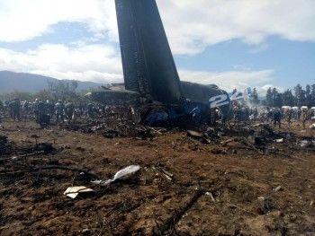 Вкатастрофе Ил-76 вАлжире погибли не менее 247 человек