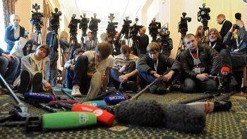 Россия оказалась позади Украины и Гондураса в рейтинге свободы прессы