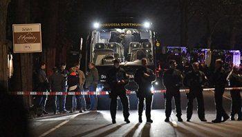 По делу о взрыве в Дортмунде задержали россиянина