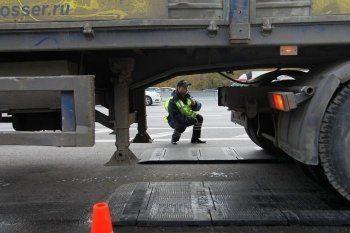 «Платон» отложил создание системы взвешивания грузовиков из-за выборов президента