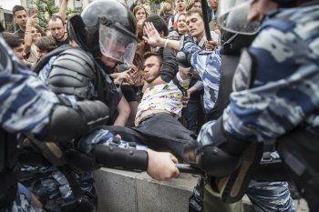 В СПЧ признали корректной работу полиции на антикоррупционном митинге