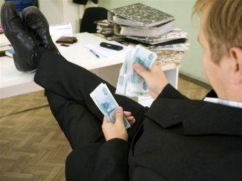 Чиновникам повысят зарплату