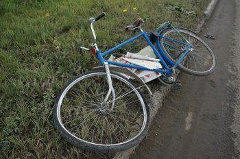 В Нижнем Тагиле на пешеходном переходе сбили велосипедиста (ФОТО)