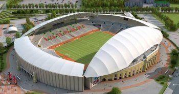 Название стадиона «Уралмаш» за 25 миллионов купил известный региональный банк