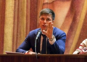 Андрей Ленда прокомментировал выемку документов в мэрии и АРИСе