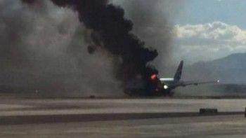 На Кубе при взлёте разбился самолёт с пассажирами на борту