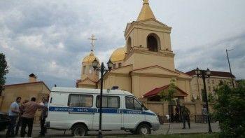 «Исламское государство» взяло насебя ответственность занападение направославный храм вГрозном