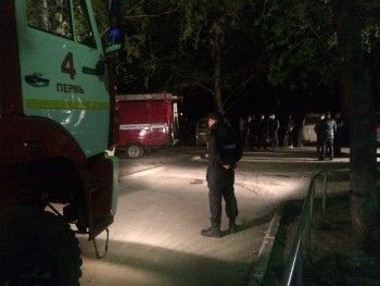 В Перми в результате взрыва газа в многоэтажке пострадали несколько человек