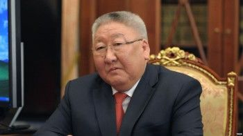 Глава Якутии объявил об отставке