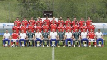 Сборная России объявила состав на чемпионат мира — 2018
