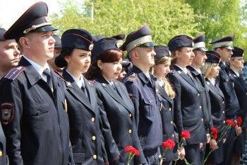 В Нижнем Тагиле прошёл митинг в честь 300-летия российской полиции