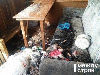 В мэрии Нижнего Тагила озвучили основную версию пожара, в котором погибла семья из пяти человек (ФОТО)