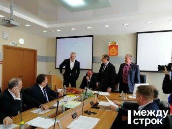 «Берегите Тагил!» Сергей Носов приехал в Нижний Тагил и нагрянул на заседание думы (ВИДЕО)
