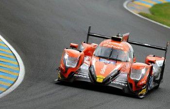Победившая в гонке «24 часа Ле-Мана» российская команда G-Drive Racing дисквалифицирована
