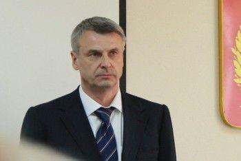 Сергей Носов выступит с законодательной инициативой