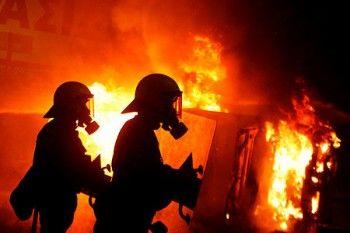 Ночью в Нижнем Тагиле горел многоквартирный дом. Есть пострадавший