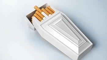 В России все сигаретные пачки могут стать одинаковыми