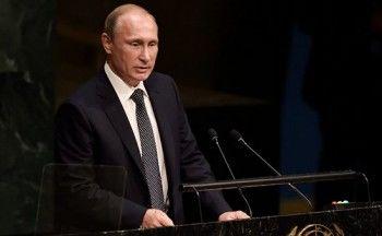 Путин поговорил с Обамой после выступления на Генеральной Ассамблее ООН