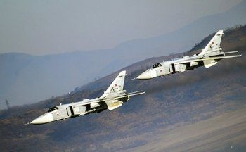 Россия признала нарушение воздушного пространства Турции