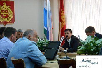 «Мы развеяли слухи, которые пускают некоторые областные СМИ», - Сергей Носов