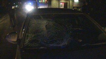 В Асбесте сотрудник ГИБДД сбил двух пешеходов на личном автомобиле