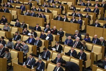 Госдума получит 10 миллиардов рублей на работу депутатов и их помощников