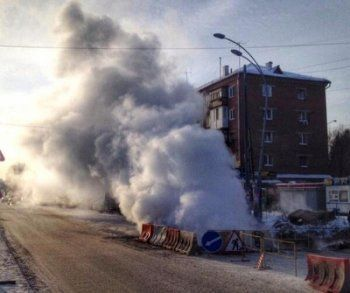 Дзержинский район Нижнего Тагила остался без тепла и горячей воды