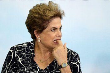«Мы осуждаем этот олигархический переворот правых сил». Президент Бразилии Дилма Русеф отстранена от должности