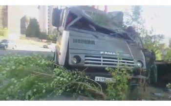 Водитель «КамАЗа» из Нижнего Тагила погиб в жутком ДТП в Челябинской области (ВИДЕО, ФОТО)