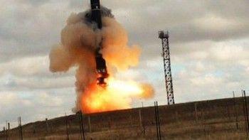 Россия приступила к разработке новой баллистической ракеты