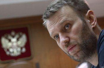 На Алексея Навального напали в Новосибирске