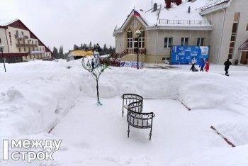 Губернатор Куйвашев приехал в Нижний Тагил спасать убыточный горнолыжный комплекс «Гора Белая»