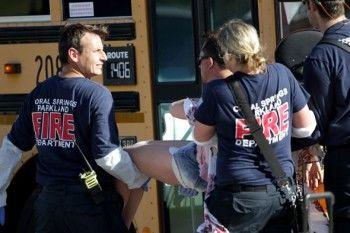 В школе Флориды во время стрельбы погибли 17 человек
