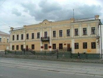 Тагильская администрация продала двухэтажный особняк XIX века на проспекте Ленина