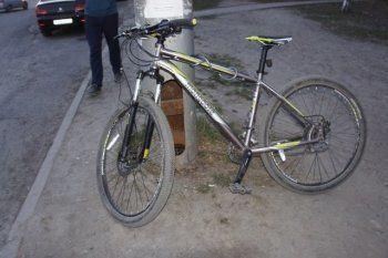 В Нижнем Тагиле произошло первое с начала года ДТП с участием велосипедиста