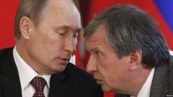 Путин попросил Сечина подумать о выплате акционерам 50 процентов прибыли