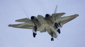 СМИ рассказали о возможностях истребителя пятого поколения
