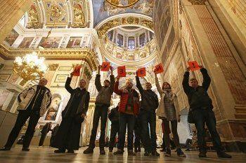 Музей Исаакиевского собора попросили выехать к Пасхе