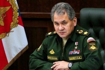 В Екатеринбург с проверкой прибыл министр обороны РФ Сергей Шойгу