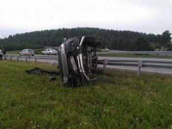 Под Екатеринбургом в ДТП погиб водитель