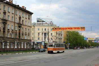 Главную улицу Нижнего Тагила будут ремонтировать по ночам