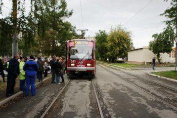 В Нижнем Тагиле трамвай сбил женщину